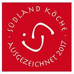 Auszeichnung Südlandköche im Hotel HOERI am Bodensee