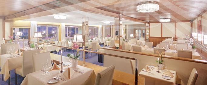 Brasserie des Hotel HOERI am Bodensee