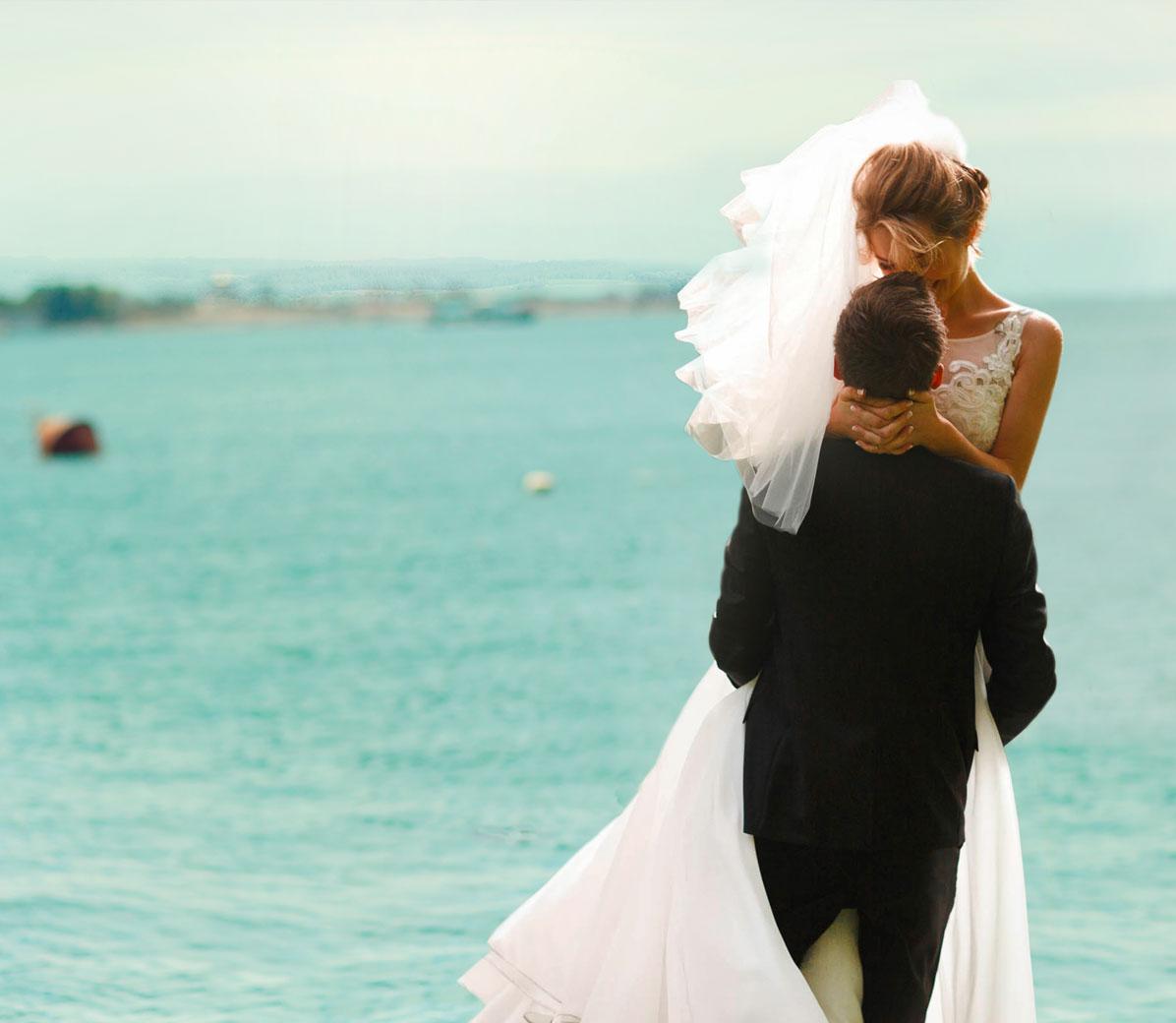 Hochzeit im Hotel HOERI am Bodensee