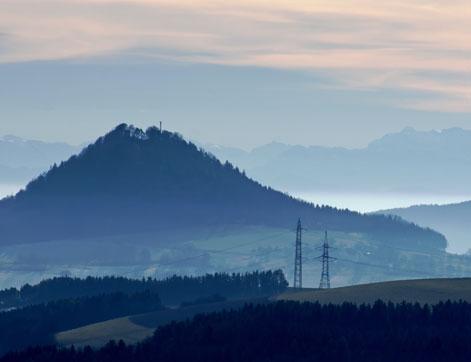 Hegau Vulkane am Bodensee Hotel HOERI