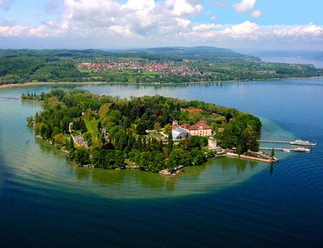 Insel Mainau am Bodensee Hotel HOERI