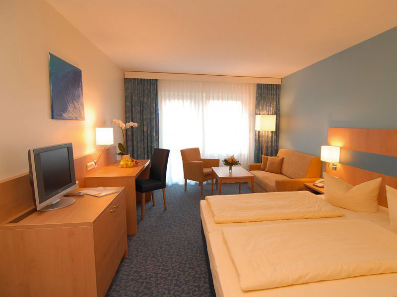 Doppelzimmer Hotel HOERI am Bodensee