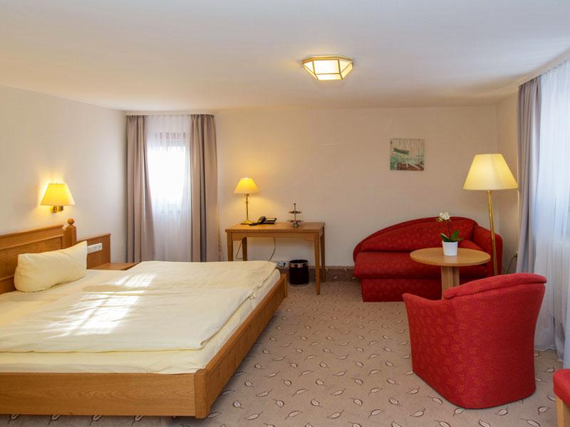 Zimmer Standard Hotel HOERI am Bodensee