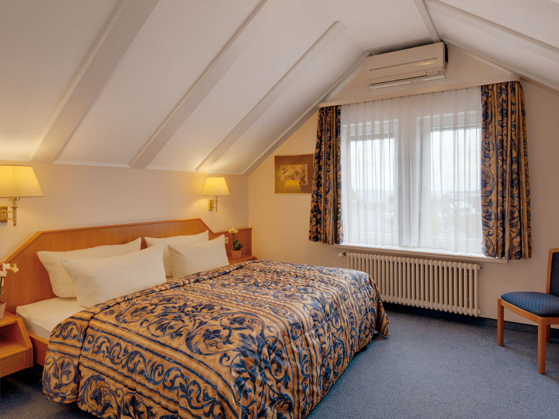 Suiten im Hotel HOERI am Bodensee