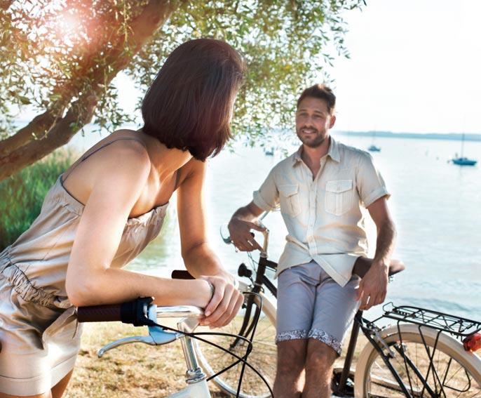 Fahrradtour um den Bodensee Hotel HOERI