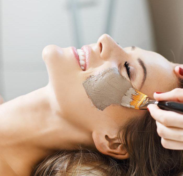 Gesichtsbehandlung im Hotel HOERI