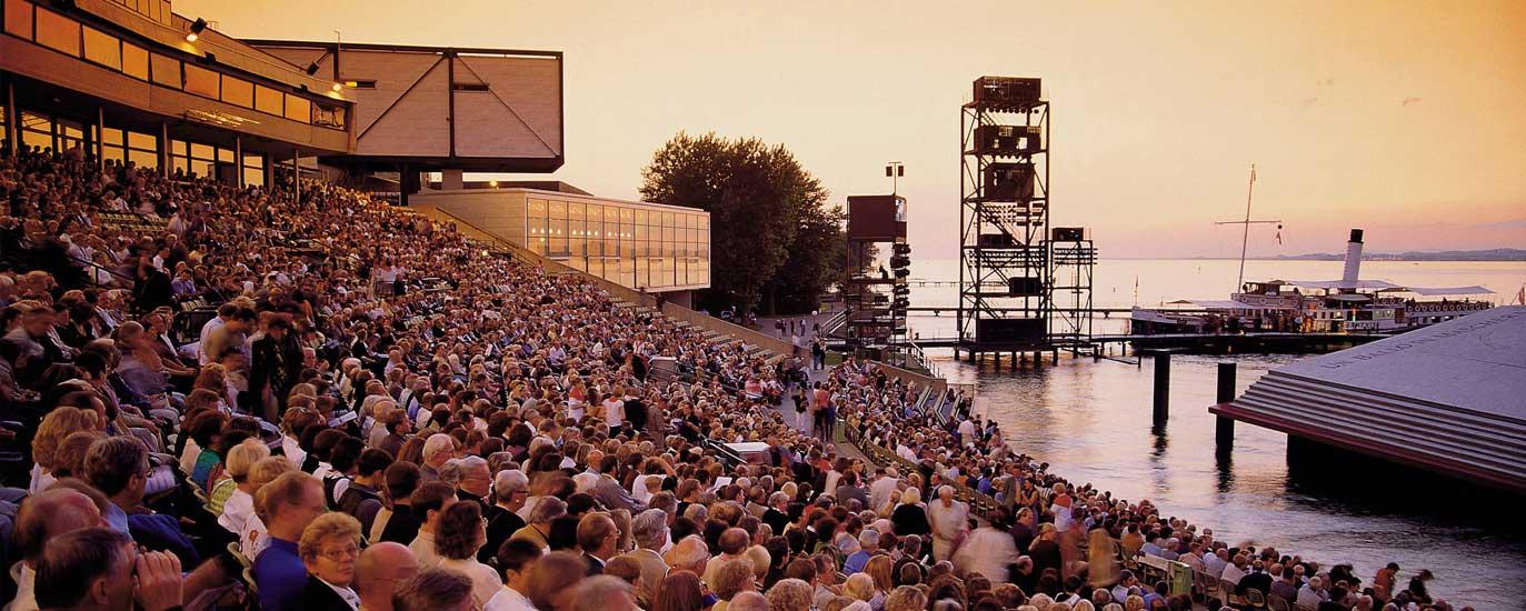 Bregenzer Festspiele am Bodensee Hotel HOERI