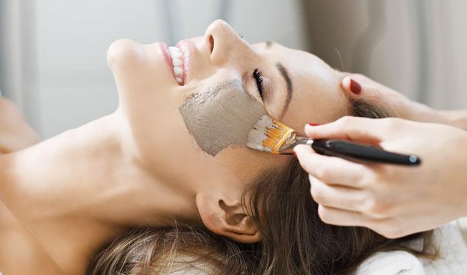 cosmetics treatment