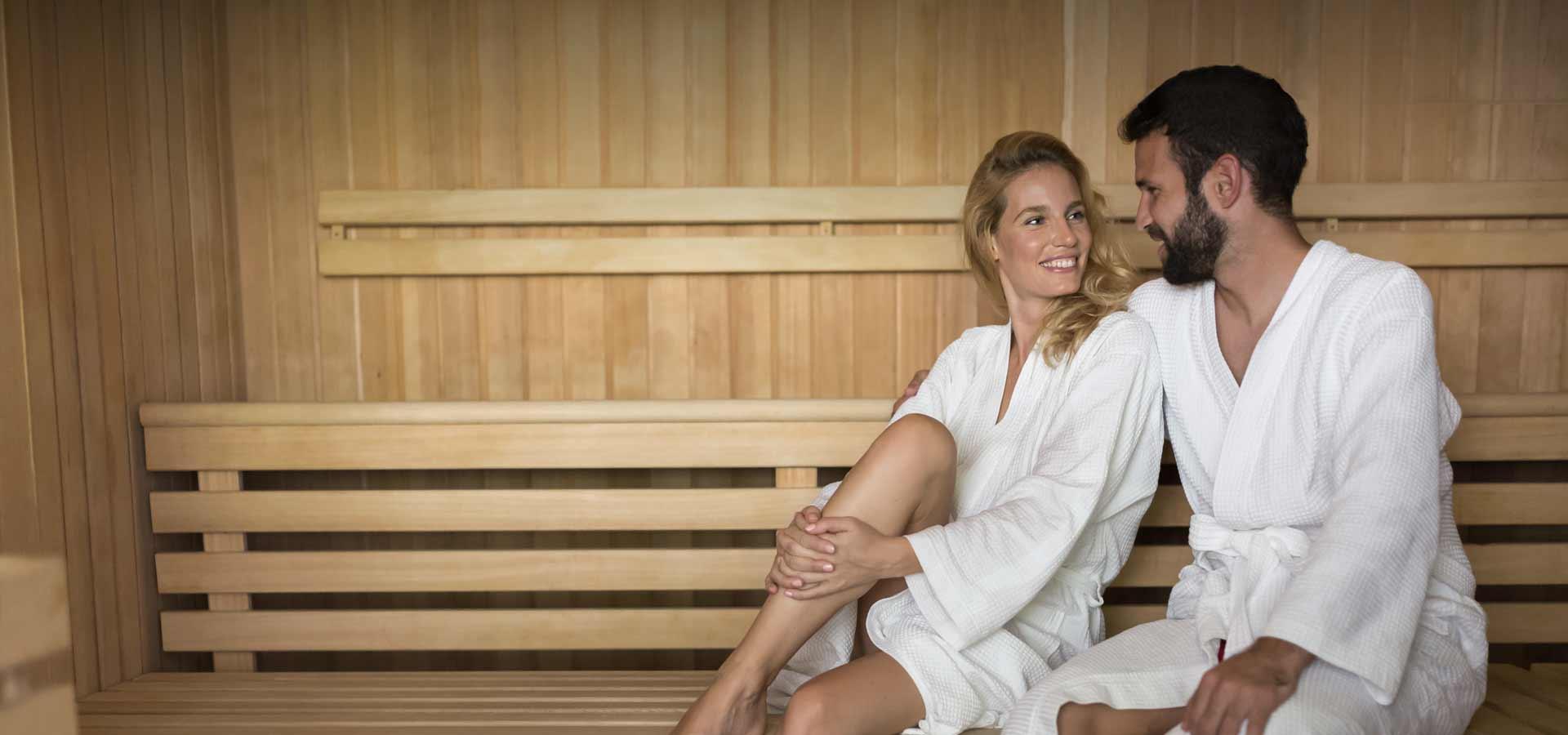 Wellnessbereich SEE SPA Hotel HOERI