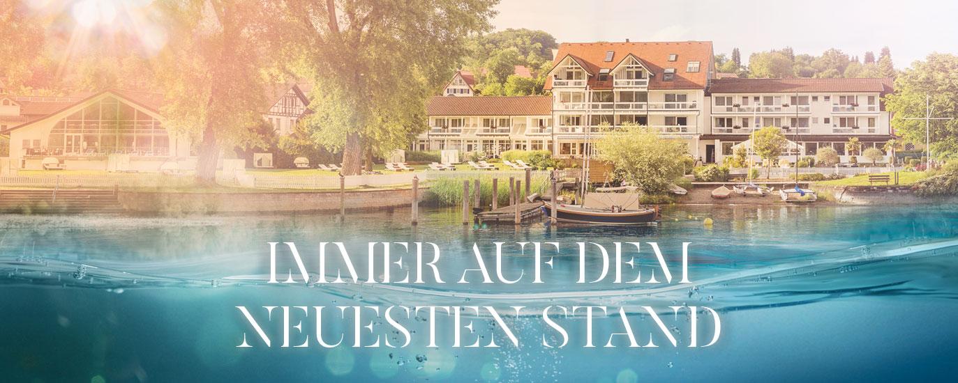 Newsletter Informationen |Hotel HOERI am Bodensee