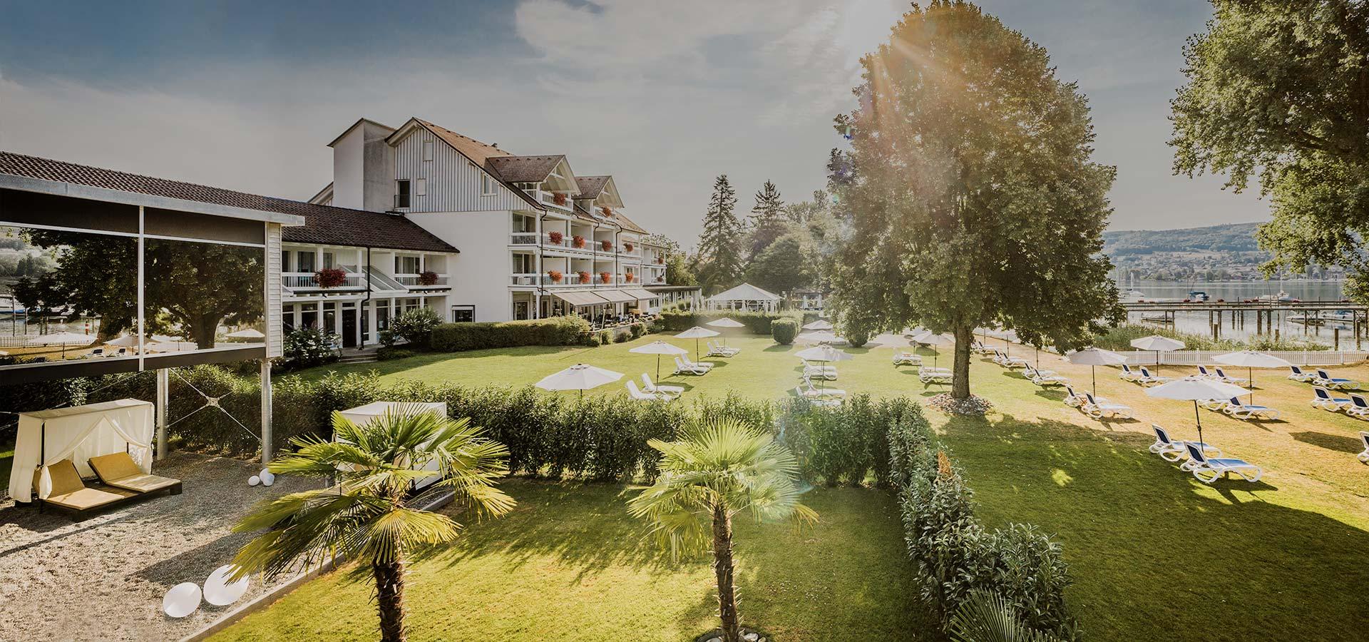 Hotelanlage HOERI am Bodensee