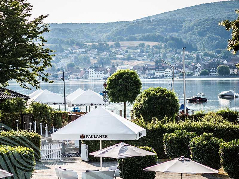 Ausblick auf den Bodensee | Hotel HOERI