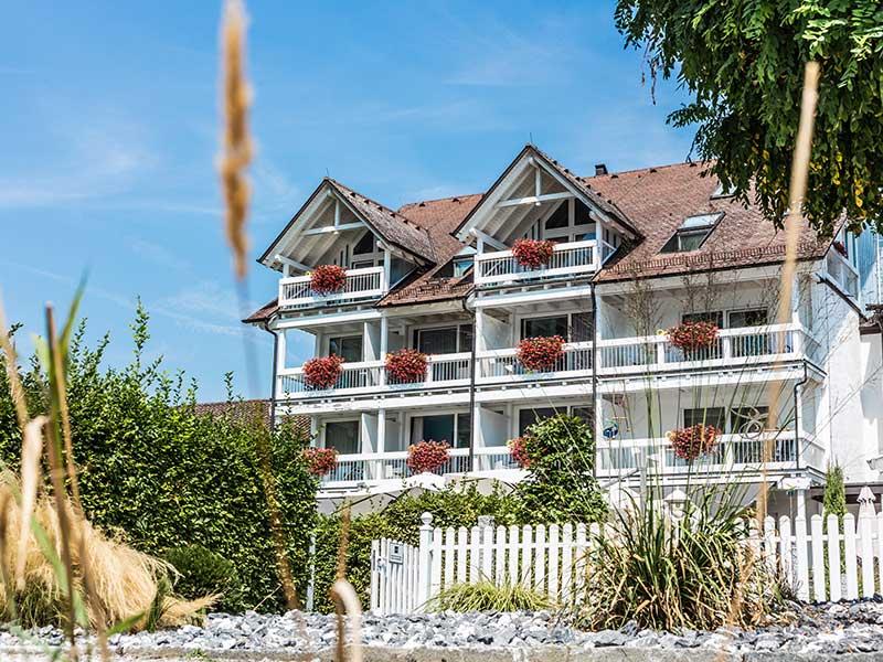 Zimmer und Suiten mit Seeblick | Hotel HOERI am Bodensee