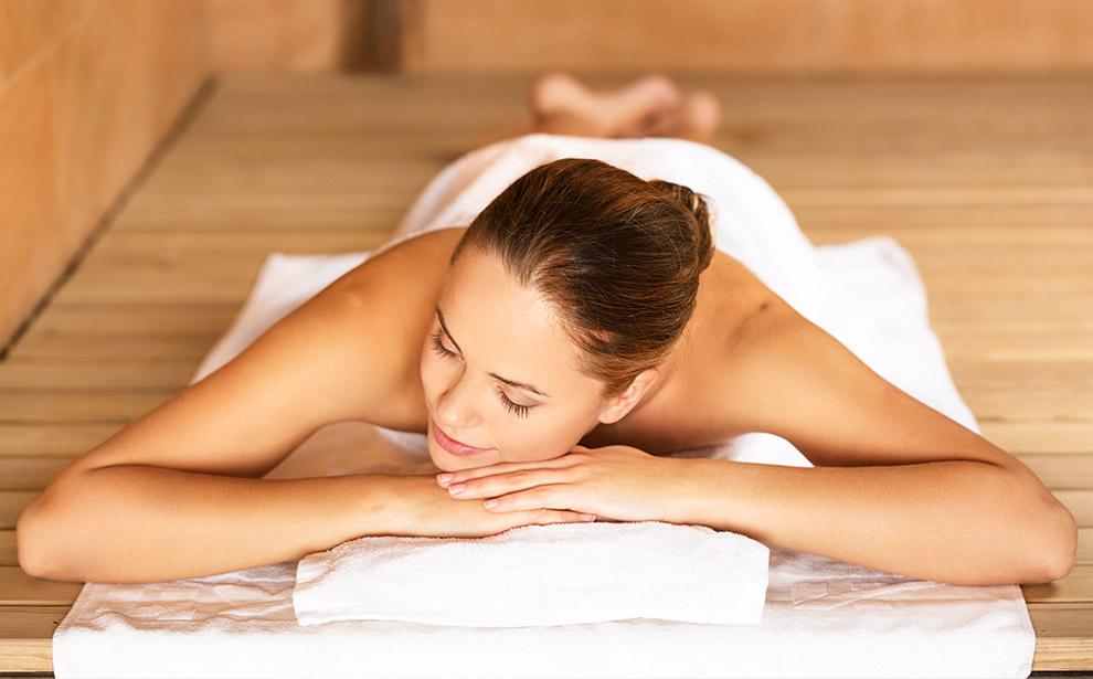 Sauna, Wellness und Entspannung im Wellnesshotel