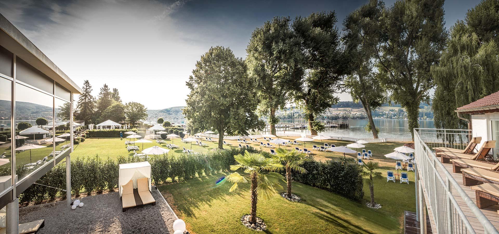 Wellness und Spa am Bodensee im Hotel Hoeri