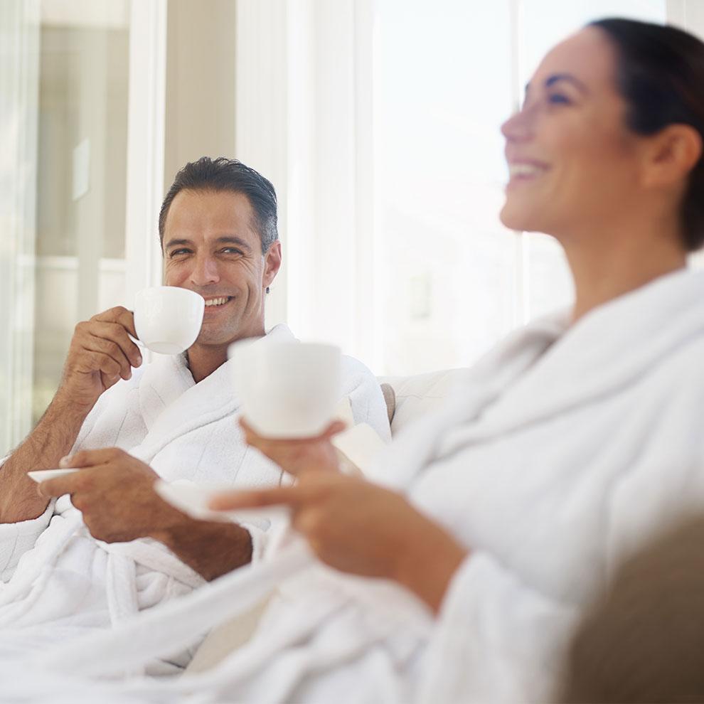 Private Spa Suiten für Wellness für zwei im SEE SPA am Bodensee
