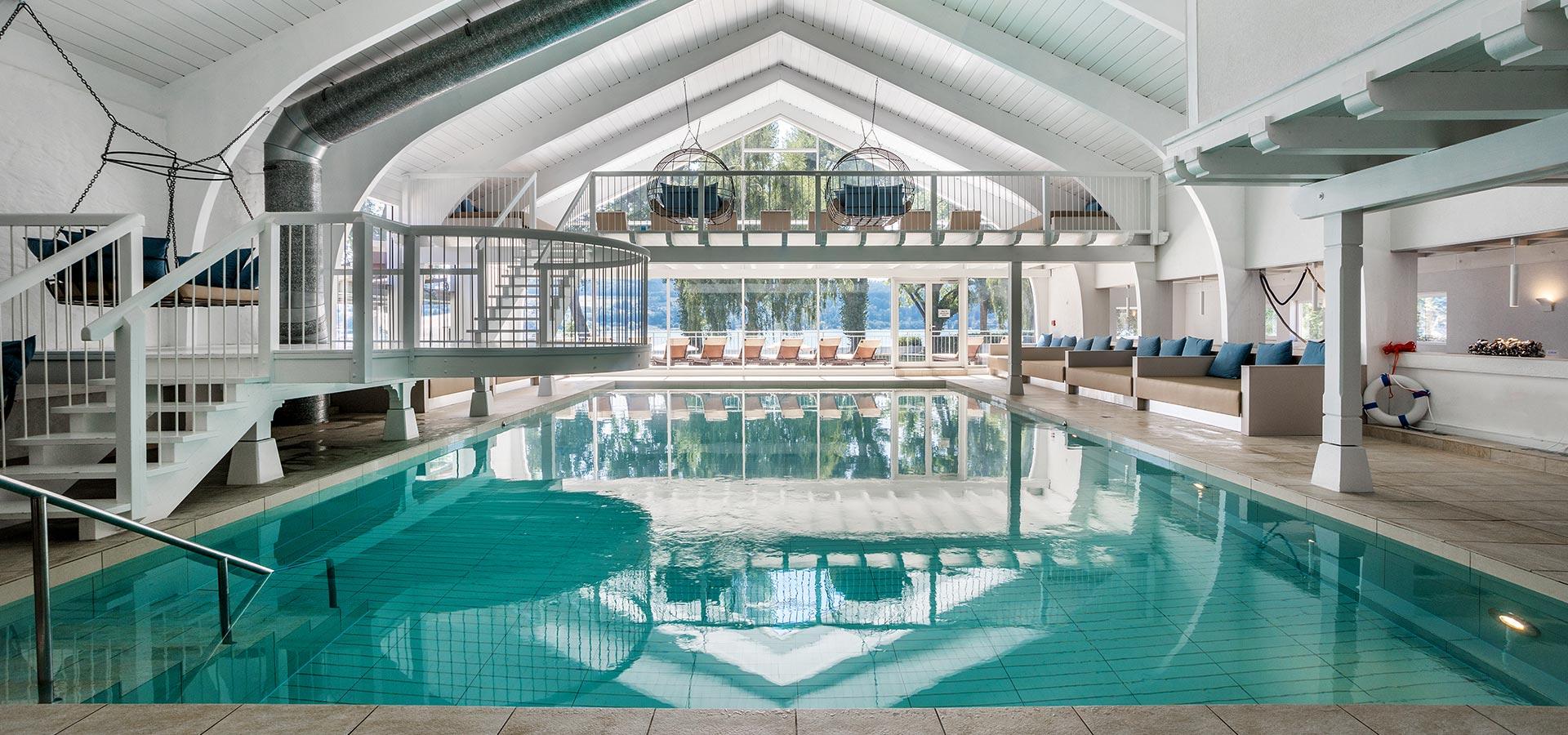Spa und Wellnessbereich |Hotel HOERI am Bodensee
