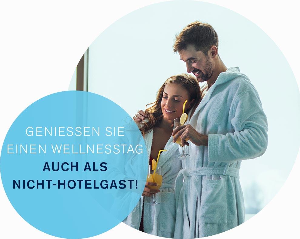 Wellnesstag zu Zweit im Hotel Hoeri am Bodensee