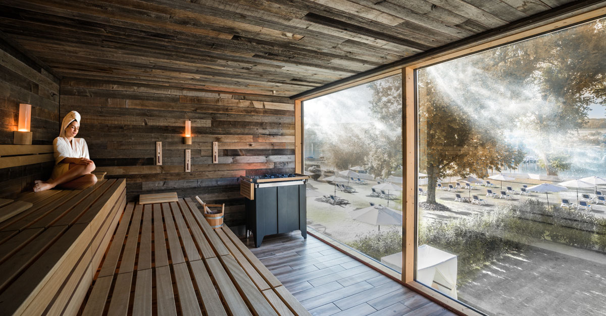 Bodensee im Winter | Wellness und Sauna im SEE SPA