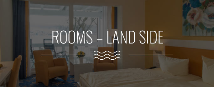 Rooms Land Side | Hotel Hoeri am Bodensee