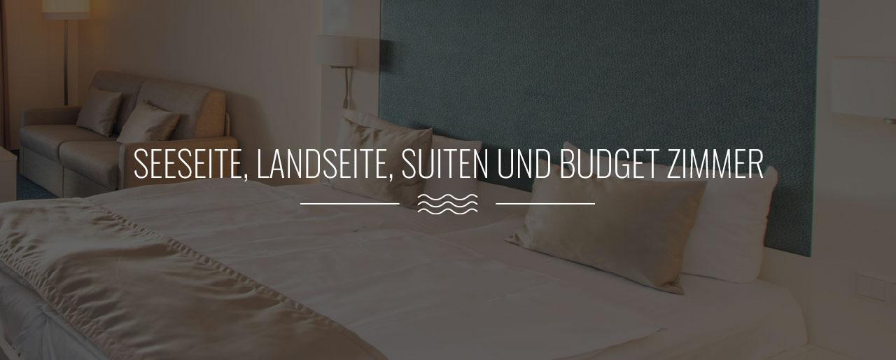 Zimmer im Hotel HOERI am Bodensee