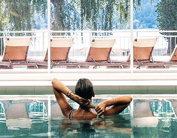 Panoramapool | Wellnesslexikon Hotel Hoeri am Bodensee