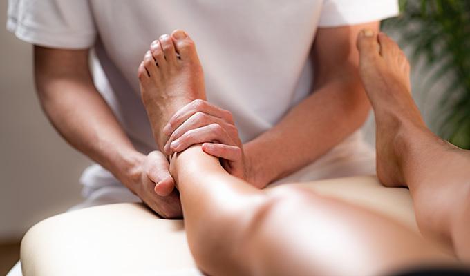 Fußmassage |See Spa |Bodensee