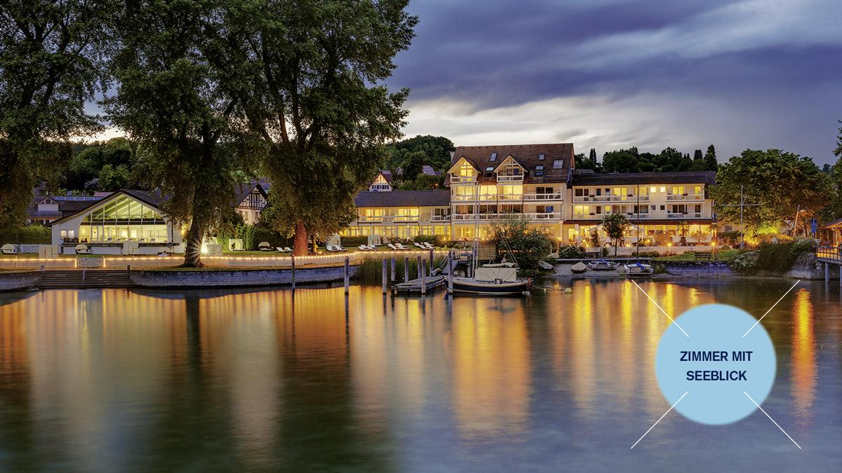 Ihr Hotel am Bodensee mit Seeblick | Seehotel HOERI am Bodensee