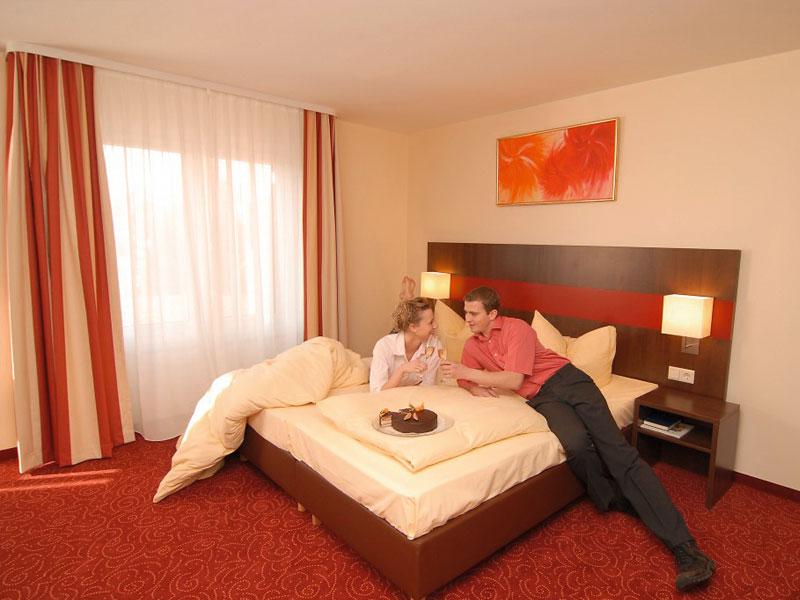 Zimmer ohne Seeblick am Bodensee | Hotel HOERI