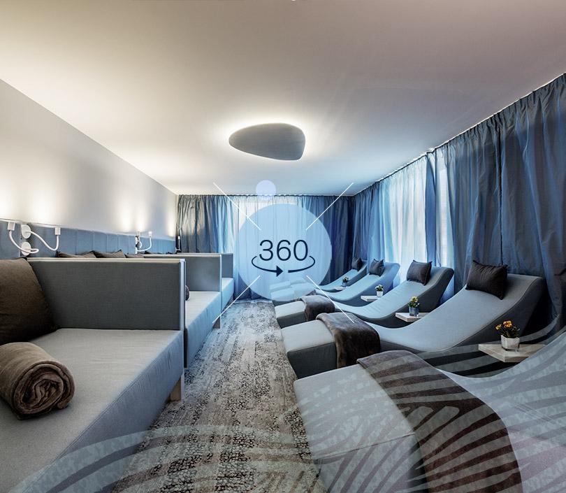 Hotel HOERI hautnah erleben mit einer 360°-Videotour